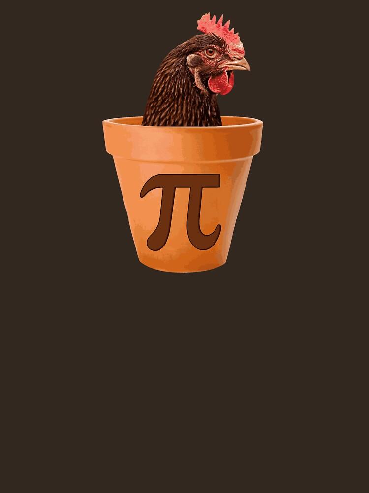 Chicken Pot Pi  by TheShirtYurt