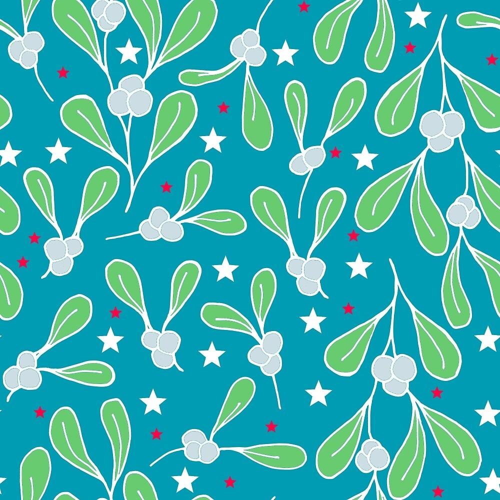 Holiday Mistletoe by Em Allard Smith