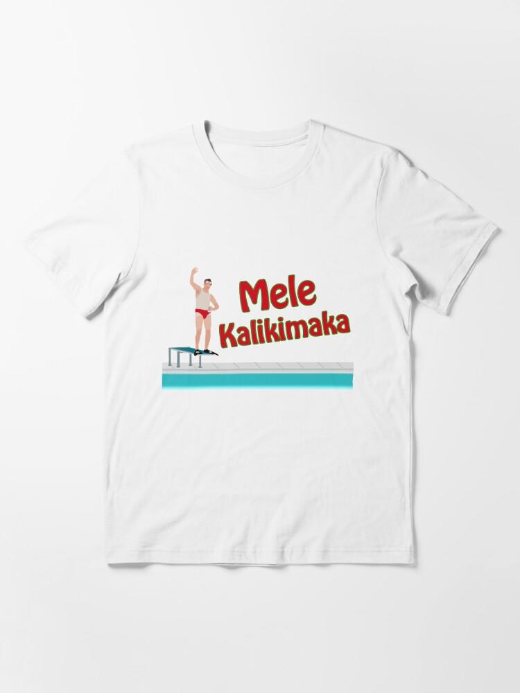 Alternate view of Christmas Vacation - Mele Kalikimaka Essential T-Shirt