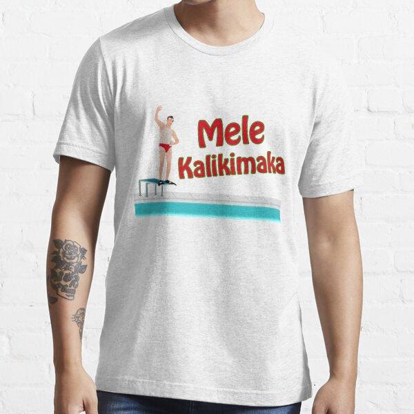 Christmas Vacation - Mele Kalikimaka Essential T-Shirt