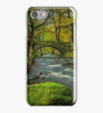 Rivelin Bridge iPhone Case/Skin