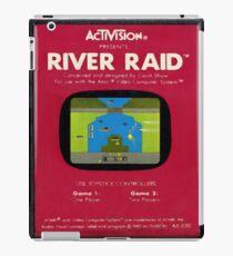 River Raid Cartridge iPad Case/Skin