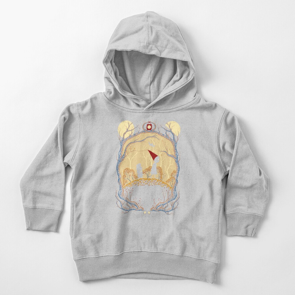 Journey Toddler Pullover Hoodie