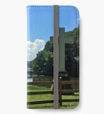 Cross and Lake iPhone Wallet/Case/Skin