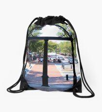 The Arch - University of Georgia Drawstring Bag