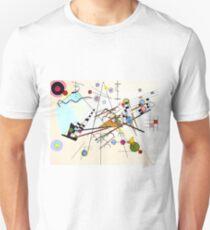 Tribute to Kandinsky - Composition VIII Unisex T-Shirt