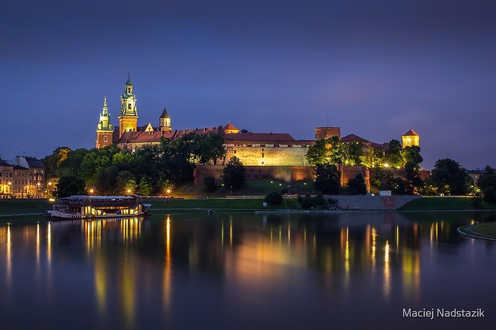 Wawel by Maciej Nadstazik