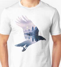 Crow Mystic River  T-Shirt