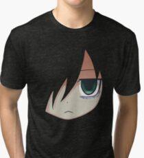 Kuroki Tomoko Tri-blend T-Shirt