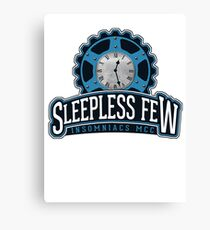 The Sleepless Few - MCC Edition Canvas Print