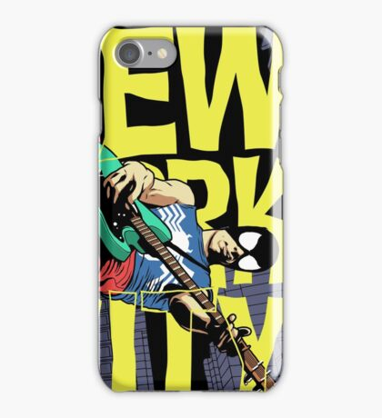 Nega New York City iPhone Case/Skin