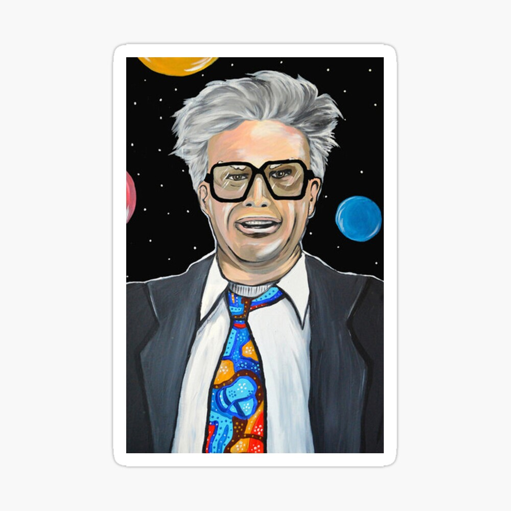 Will Ferrell As Harry Caray Snl Iphone Case Cover By Portraitsonthep Redbubble