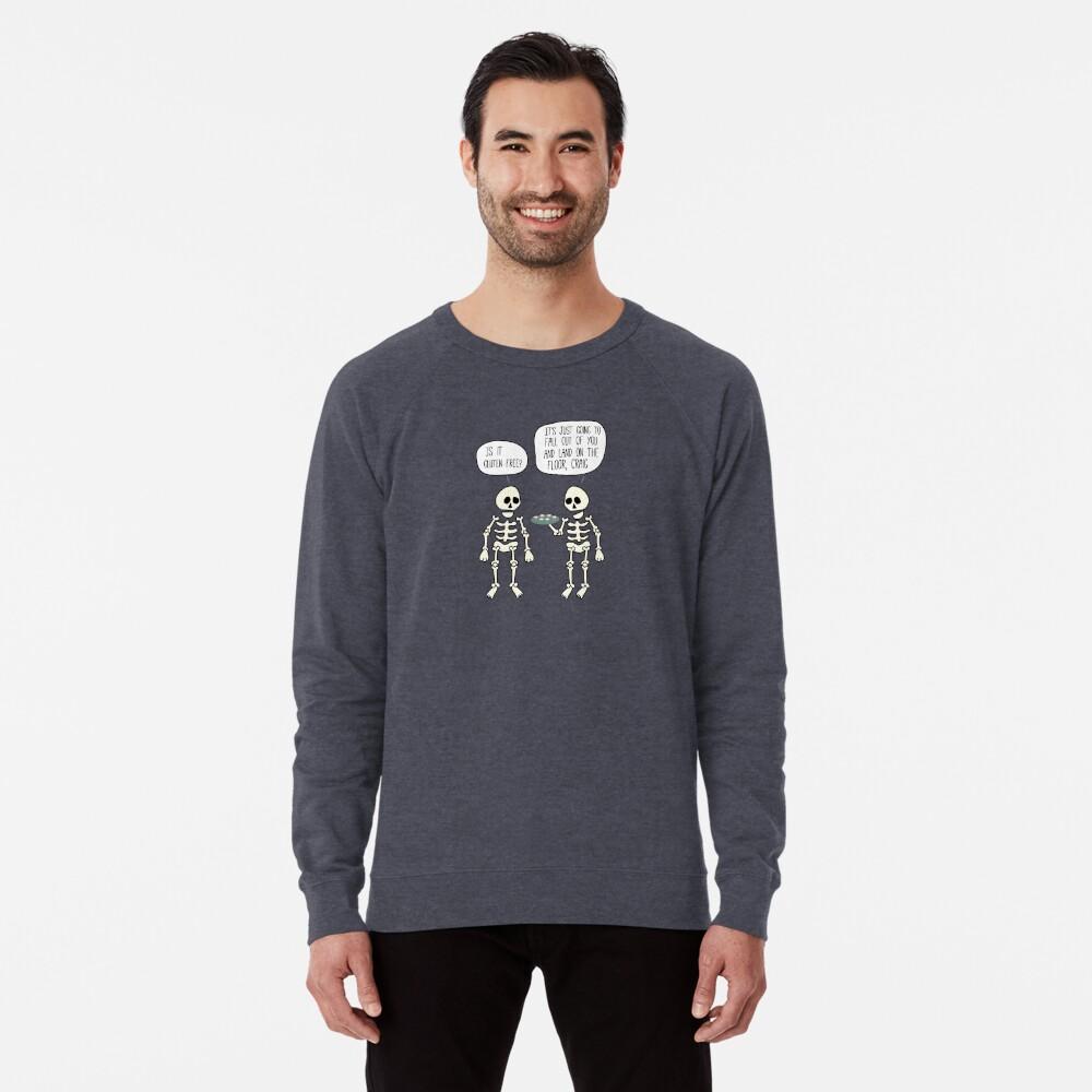 Is it gluten free? Lightweight Sweatshirt