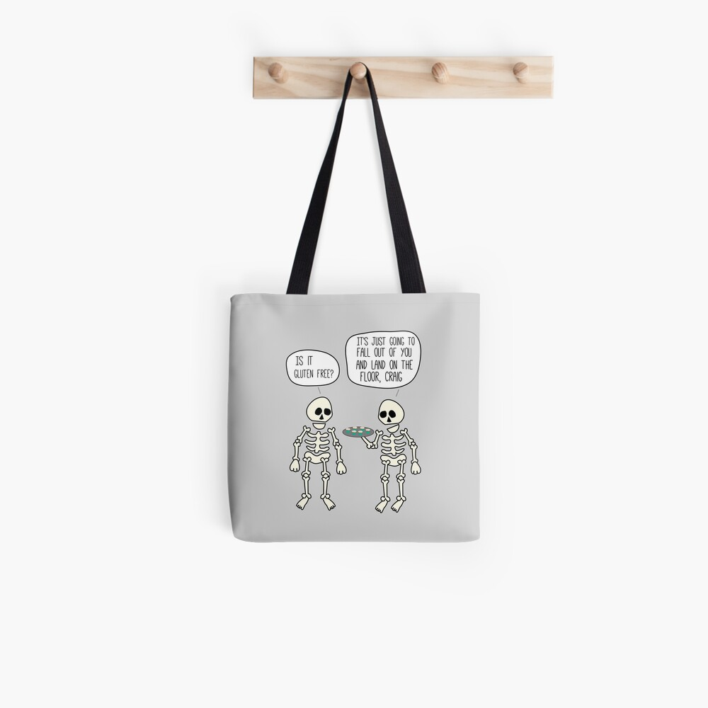 Is it gluten free? Tote Bag
