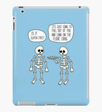 Is it gluten free? iPad Case/Skin