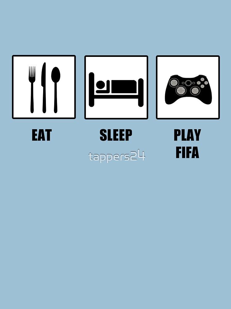 EAT SLEEP PLAY FIFA | Unisex T-Shirt