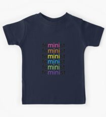 Multi-Color Mini Feminist Kids Clothes