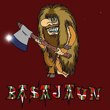 Basajaun by lleganyes