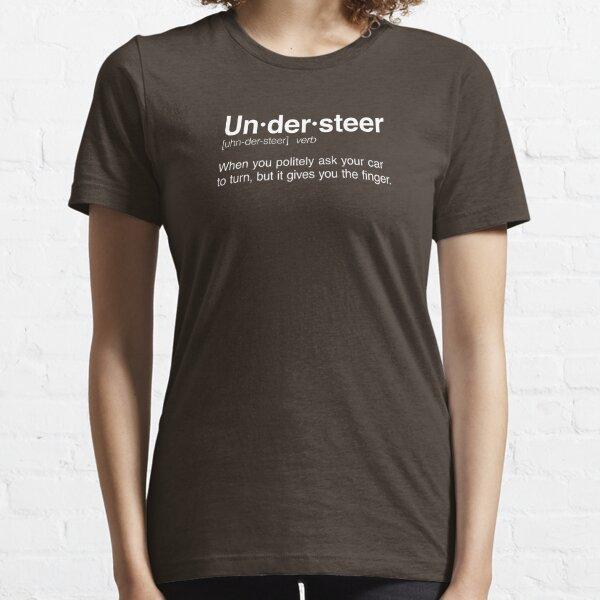 La définition de sous-effectif T-shirt essentiel