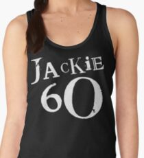 Red Holiday Editions Jackie 60 Logo  Women's Tank Top