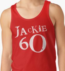 Red Holiday Editions Jackie 60 Logo  Tank Top