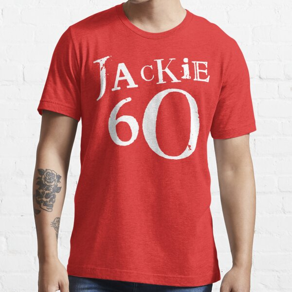 Red Holiday Editions Jackie 60 Logo  Essential T-Shirt