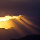 Apuan Alps, Tuscany, Italy by Giles Clare