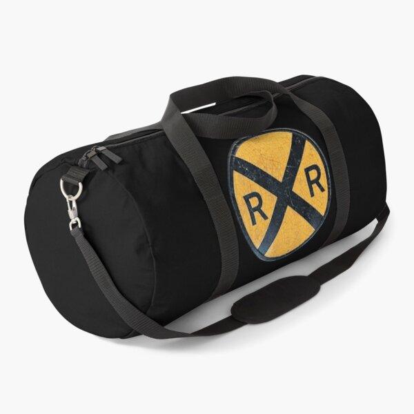 Railroad Crossing Duffle Bag