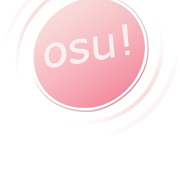 Osu! by folm