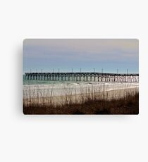 Carolina Coast Canvas Print