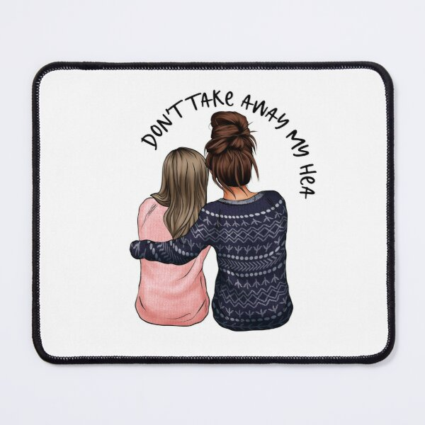 Don't Take Away My HEA Mouse Pad