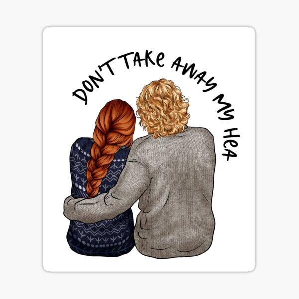 Don't Take Away My HEA Sticker