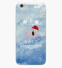 Johnlock Christmas iPhone Case