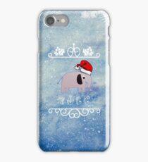 Johnlock Christmas iPhone Case/Skin