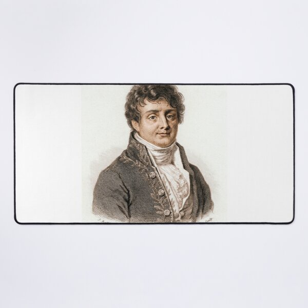 Joseph Fourier Desk Mat