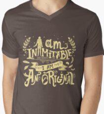 Inimitable Men's V-Neck T-Shirt