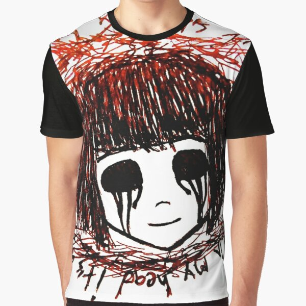 Fran Bow - It's All In My Head Graphic T-Shirt