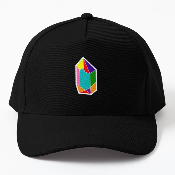 Dark Color Small - Colorful Baseball Cap