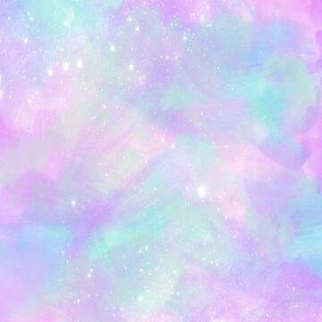 Pastel Galaxy by MBroadbridgee
