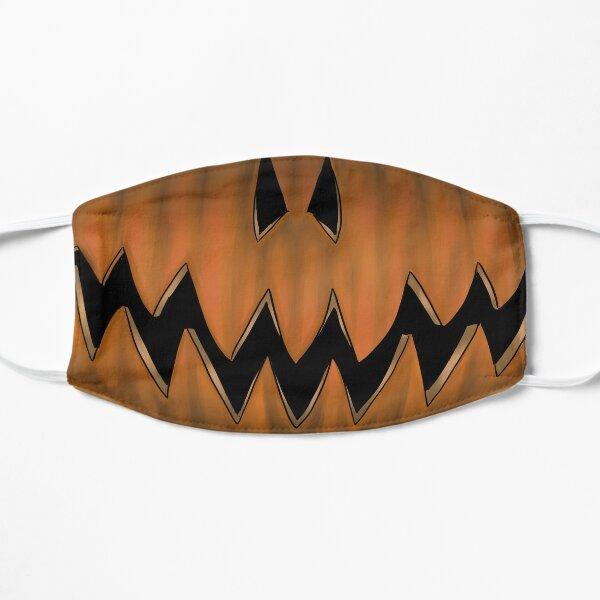 Halloween Pumpkin Mask Flat Mask