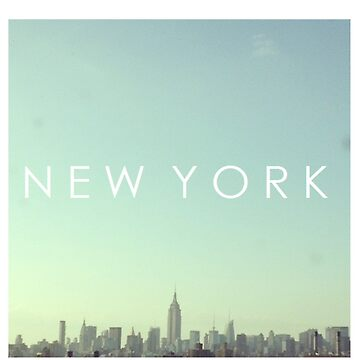 New York Skyline de azaky