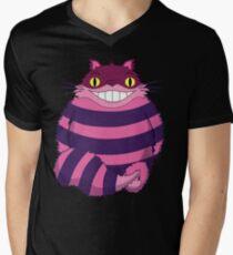 'Cheshiro' V-Neck T-Shirt