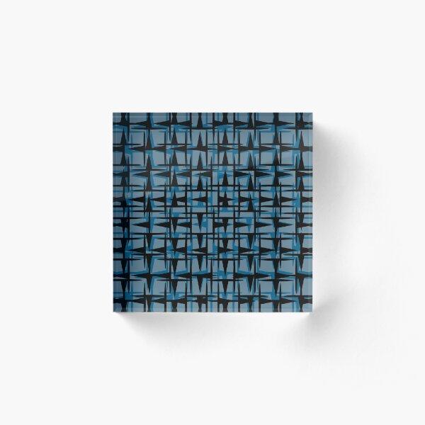 Zastave Acrylic Block