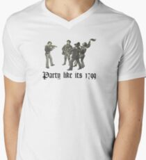 Party like its 1799 Mens V-Neck T-Shirt