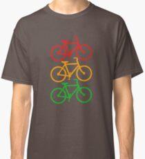 Traffic Light Bicycles Classic T-Shirt