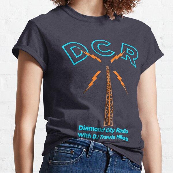Diamond City Radio with DJ Travis Classic T-Shirt