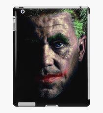An Old Joker iPad Case/Skin