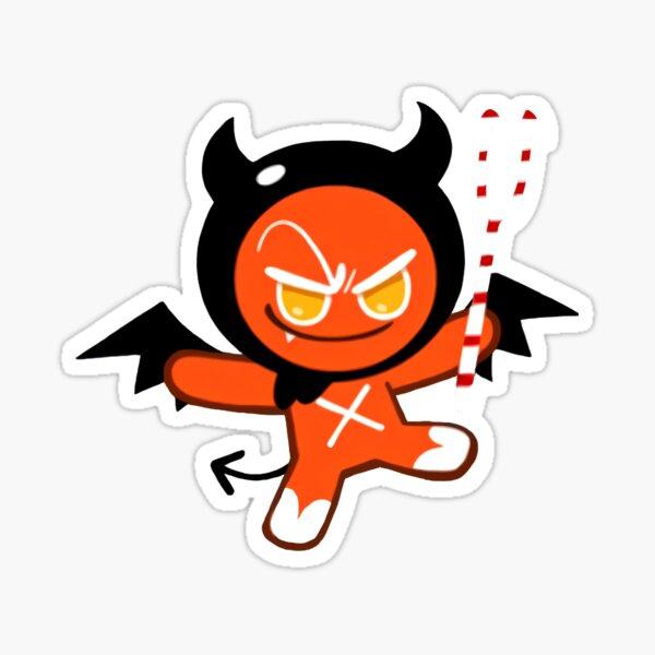 Teufelskeks! Cookie Run Königreich Sticker