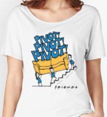 Friends- Pivot Pivot Pivot Women's Relaxed Fit T-Shirt