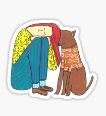 Best Friends Sticker